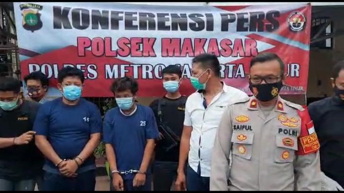 Ini Tampang Pembunuh Wanita Hamil yang Buang Jasad Korban di Pinggir Tol Jagorawi