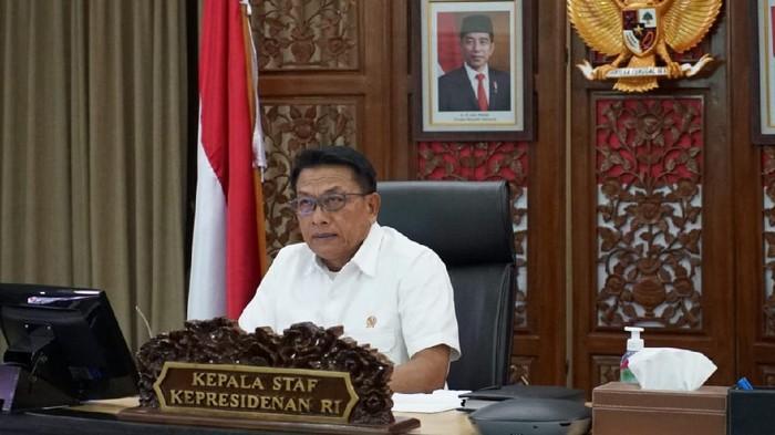 Kepala Staf Kepresidenan, Moeldoko,