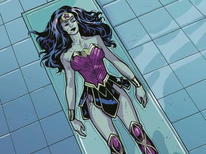 Komik DC Wonder Woman