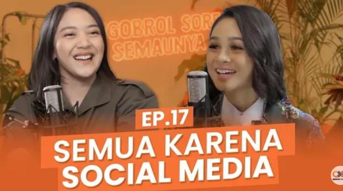 NSS Episode 17 Putri Tanjung Bicara dengan Andien Aisyah