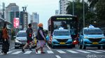 Besok Perkerja Kantor di Jakarta Dibatasi 50 Persen