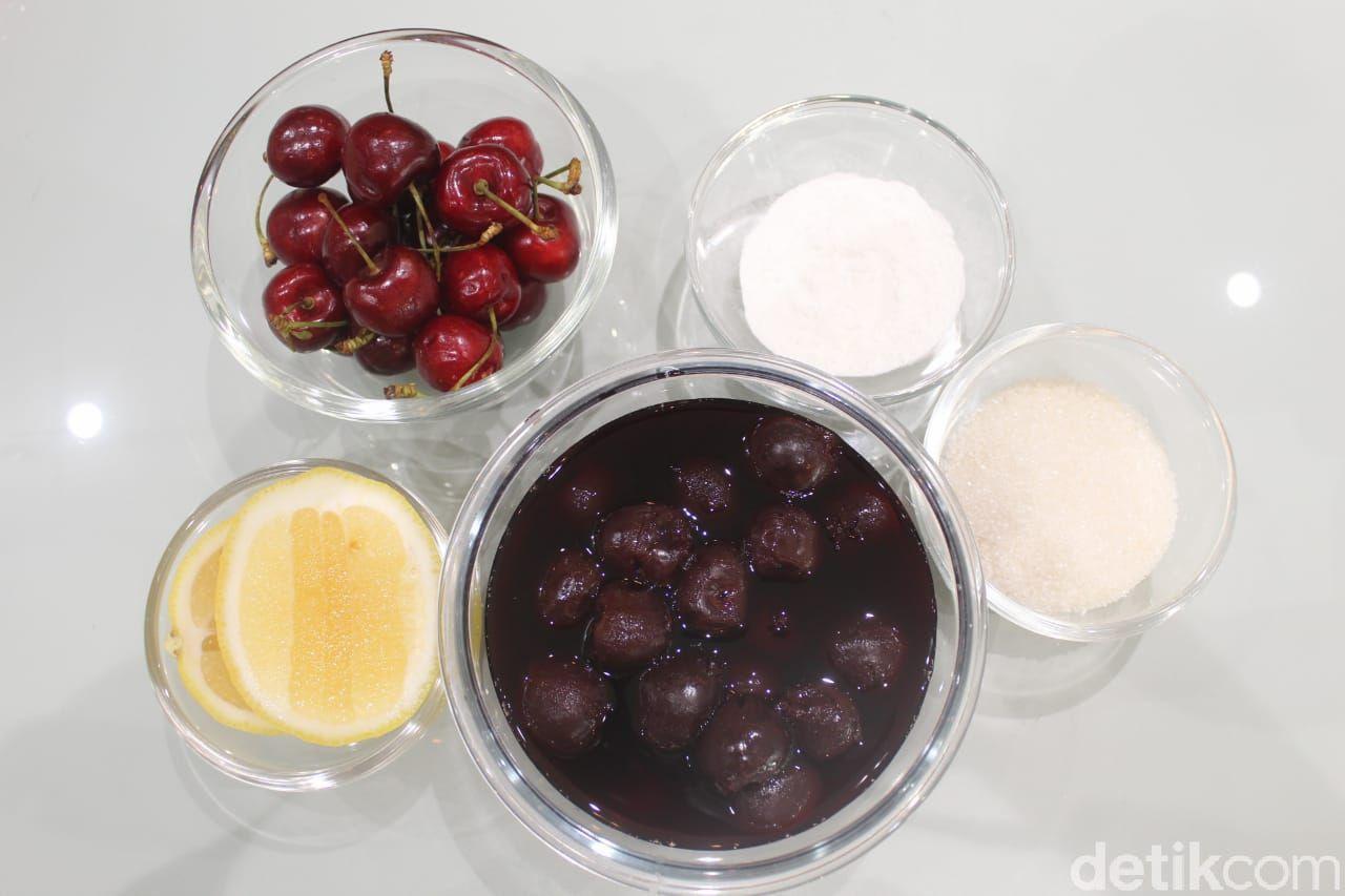 Resep Cherry Jubilee, Saus untuk Dessert Natal Istimewa