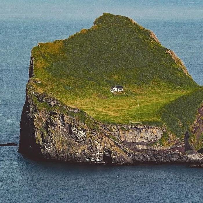 rumah paling sepi di dunia