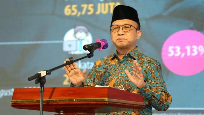 Sekretaris Jenderal Kemnaker Anwar Sanusi