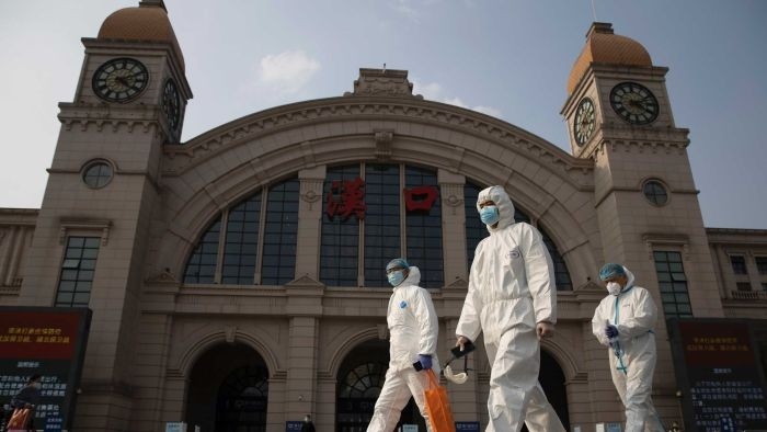 Tim WHO Akhirnya ke Wuhan Selidiki Asal-Usul Virus Corona