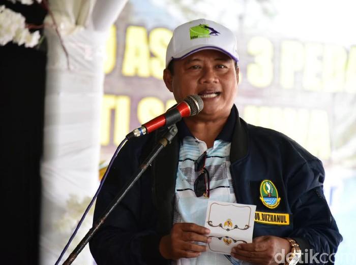 Wagub Jabar Uu Ruzhanul Ulum meminta tensi politik di Tasikmalaya mereda
