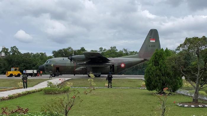 47 napi narkoba di Riau dipindah ke Nusakambangan. Pemindahan dinilai karena para napi tersebut berpotensi melakukan peredaran narkoba dari dalam lapas.