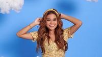 Penampilan Aurel Hermansyah Pakai Dress Rp 200 Ribu, Panen Pujian Netizen