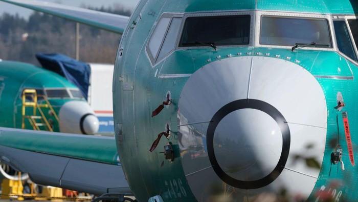 Boeing sewa pilot sendiri demi muluskan beoperasinya kembali pesawat 737 Max