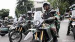 Bubarkan Massa Aksi 1812, Polisi-TNI Sisir Kawasan Sabang