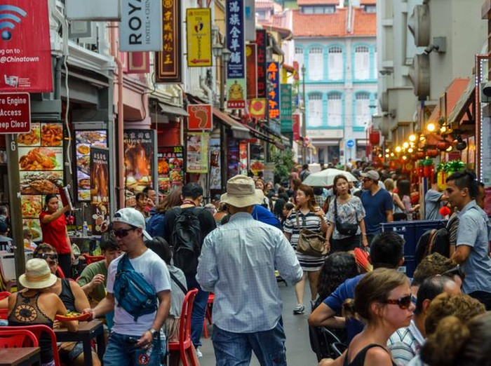 Budaya Hawker Singapura Terdaftar Sebagai Warisan Budaya Tak Benda UNESCO