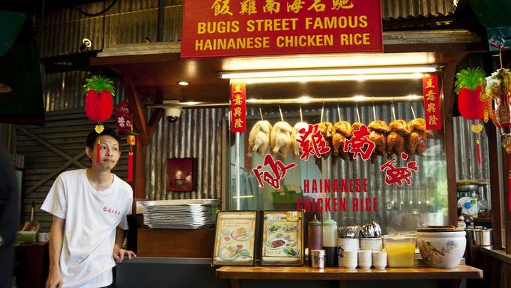 Sah! Budaya Hawker Singapura Terdaftar Sebagai Warisan Budaya Tak Benda UNESCO