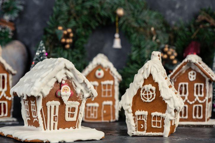 Tips Bikin Rumah Kue Jahe yang Kokoh Buat Rayakan Natal