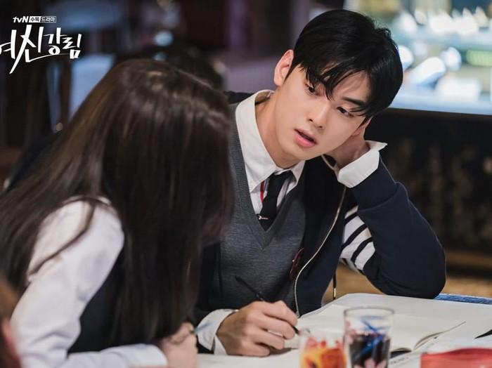 Pemain drama Korea True Beauty. Foto: Dok. TVN