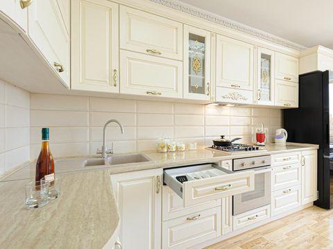 Desain dapur terbuka untuk rumah minimalis