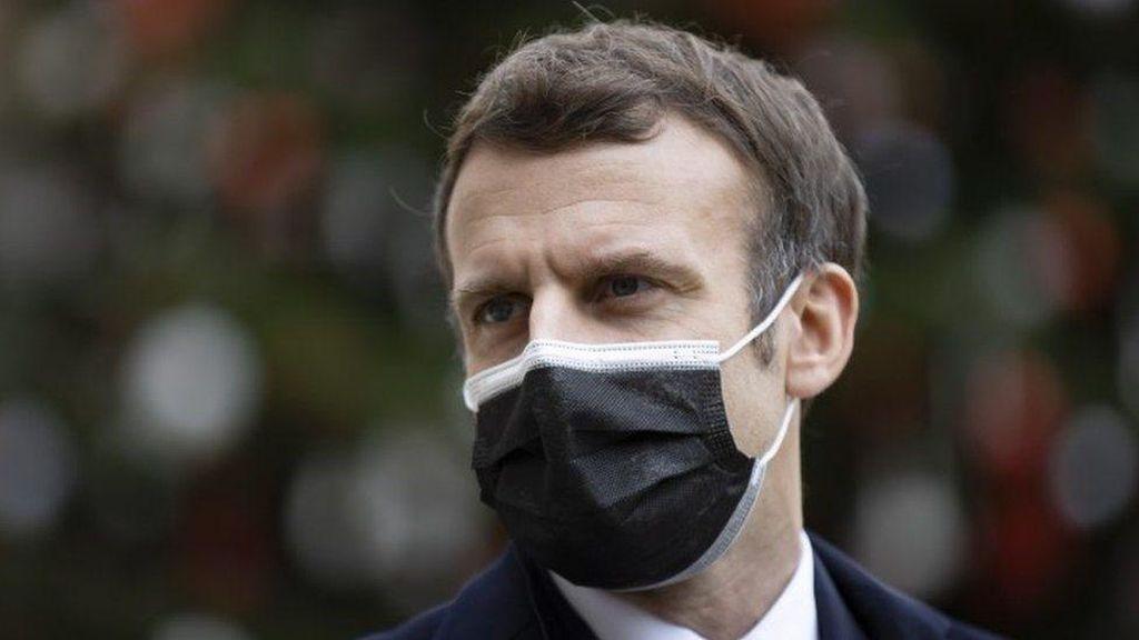 Presiden Prancis Janji Pertahankan Pasukan di Irak