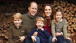 Putri Charlotte Sudah 6 Tahun, Lebih Mirip Pangeran William atau Kate?