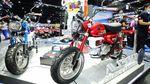 Penampakan Honda Monkey Gundam yang Dijual Rp 61 Jutaan
