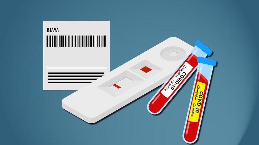 Rapid Test Antigen Tidak Wajib buat Wira-wiri di Jabodetabek