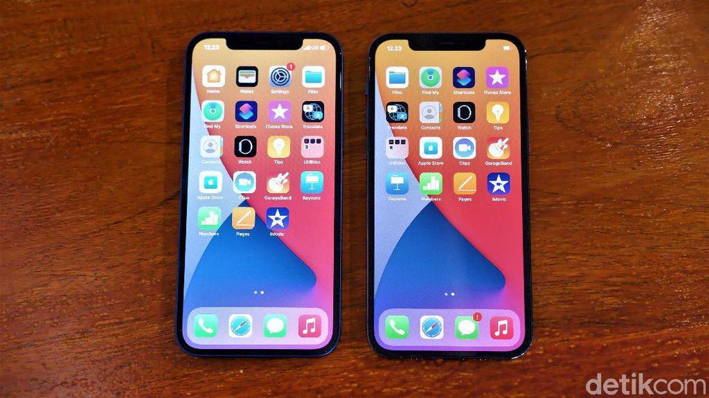 Produksi iPhone 12 di India Turun 50% Karena COVID-19
