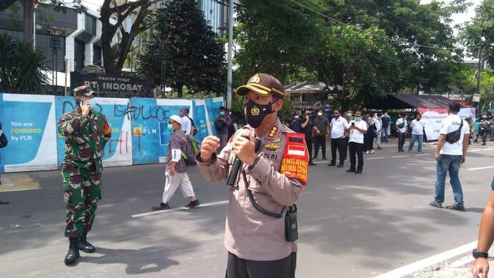 Kapolres Jakarta Pusat, Kombes Heru Novianto