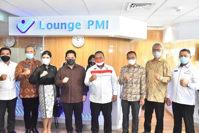 Lounge Pekerja Migran Indonesia (Dok BP2MI)