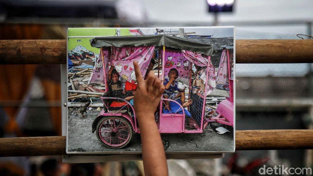 Melihat Kehidupan di Pesisir Utara Jakarta Lewat Bidikan Lensa