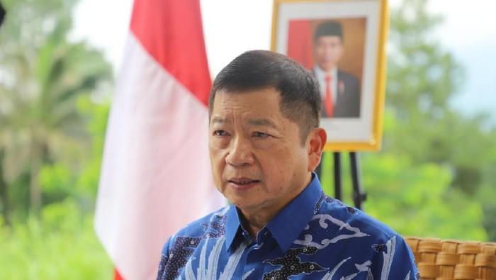 Menteri PPN/Kepala Bappenas Suharso.