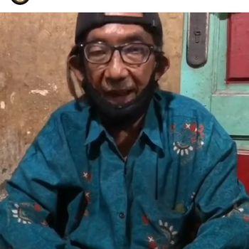 Penjual Siomay yang Ludahi Dagangan Minta Maaf