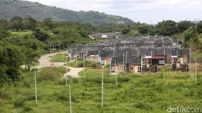 Pemerintah terus mengejar target program satu juta rumah. Hingga saat ini realisasi Program Sejuta Rumah telah mencapai 856.000 unit.