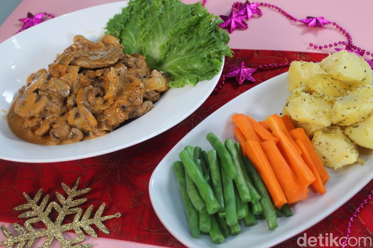 Resep Sliced Beefsteak yang Empuk Juicy untuk Natal