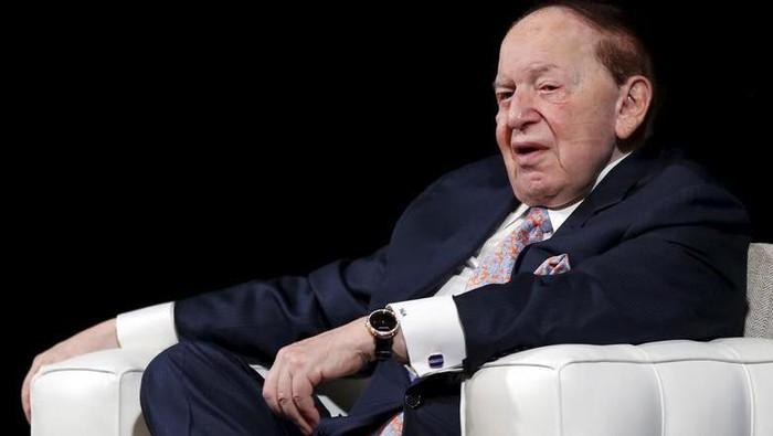 Sheldon Adelson/Reuters