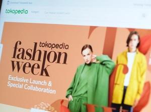Produk Fashion Lokal Semakin Diburu Lewat Tokopedia