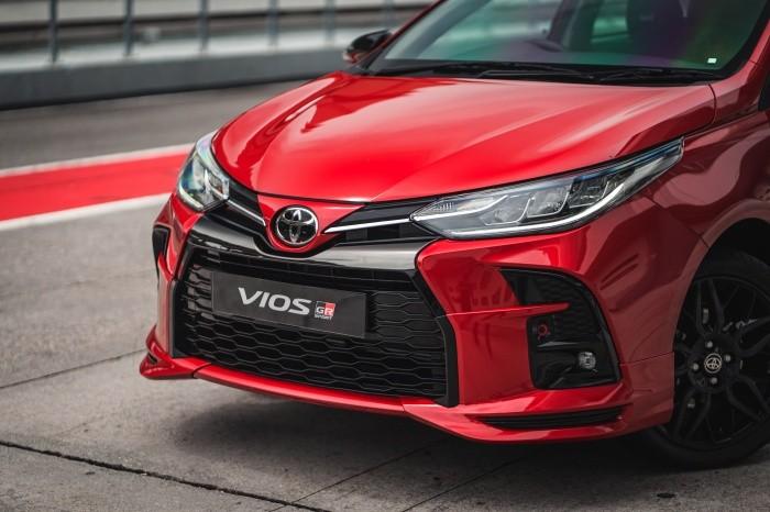 Toyota Vios GR Sport