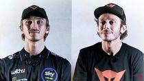 Luca Marini Masuk MotoGP, Rossi: Kadang Dia Bisa Lebih Cepat dari Saya