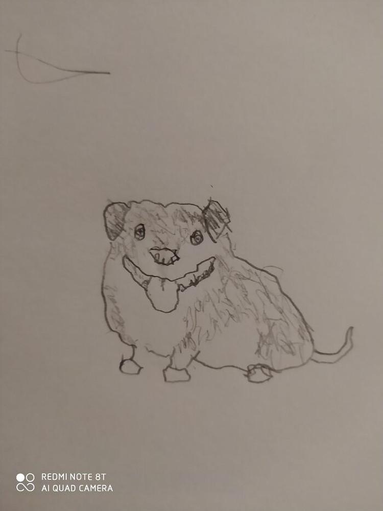 fotoinet gambar anjing tangan