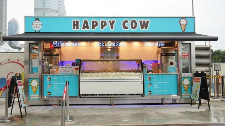 Happy Cow, kuliner halal di Hong Kong