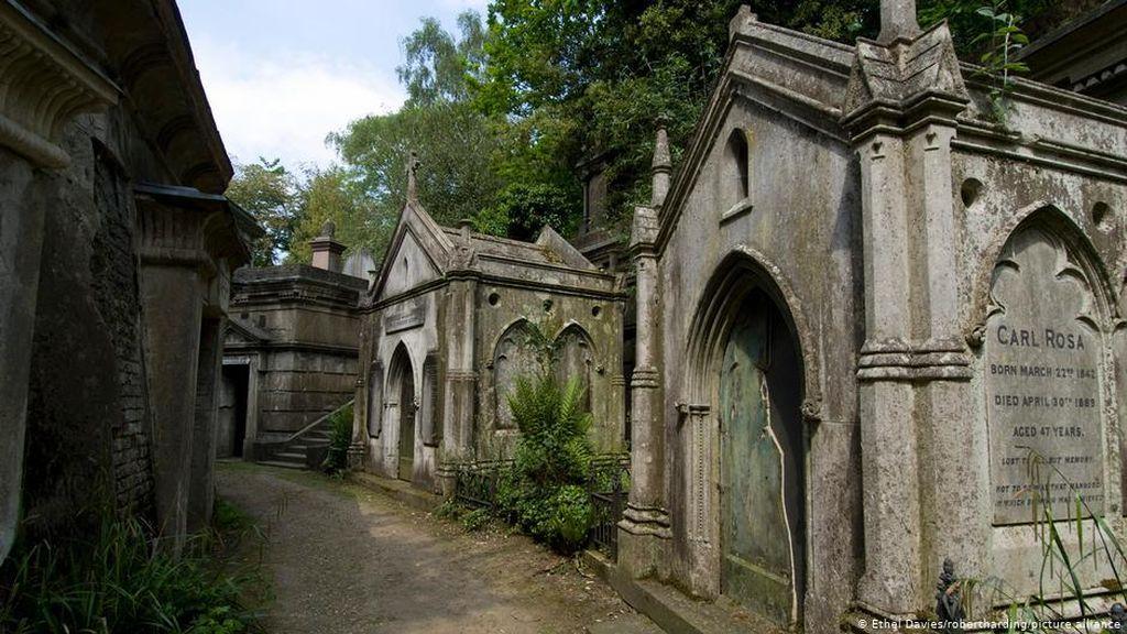Kompleks Pemakaman Karl Marx Terancam Rusak Akibat Pemanasan Global