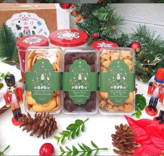 Kue Kering untuk  Natal di Toko Online