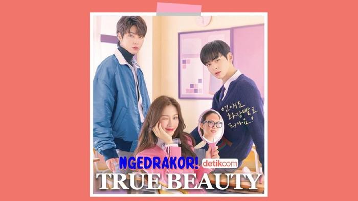 Podcast Ngedrakor True Beauty