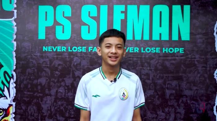 Rizky Faidan Atlet Esports PES PSS Sleman