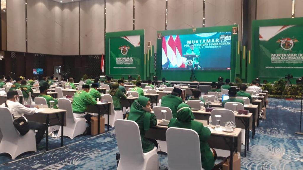DPW Kaltim Dukung Suharso Monoarfa Jadi Caketum PPP di Muktamar IX