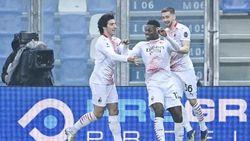 Sassuolo vs Milan: Rossoneri Menang 2-1