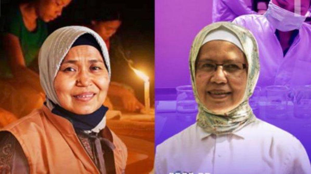 Penemuannya Diakui Dunia,  Ini Kontribusi 2 Ilmuwan Wanita Indonesia