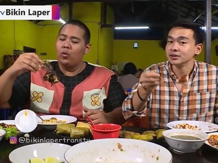 Bikin Laper: Rumah Makan Marannu