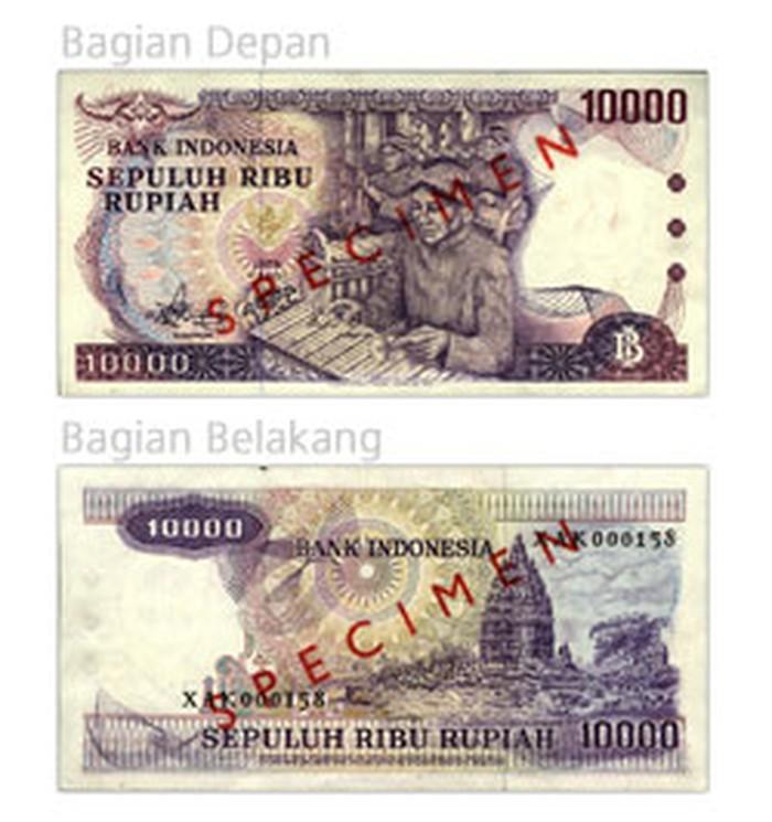 Empat pecahan uang rupiah kertas lainnya akan menyusul tak laku. Batas penukarannya hingga 2025. Berikut penampakannya.