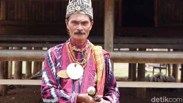 Raja Malaka Dominicus Kloit Tey Seran