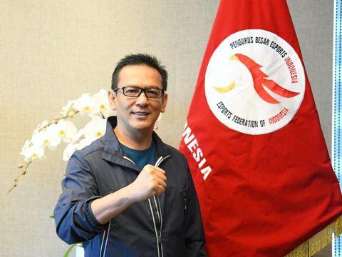 Ketua Harian Pengurus Besar (PB) Esport Indonesia, Bambang Sunarwibowo