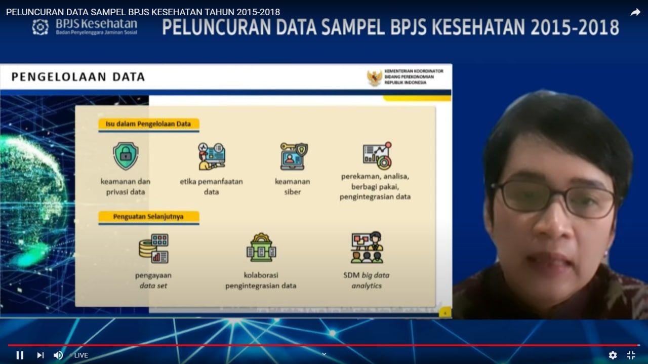 BPJS Kesehatan Luncurkan Data Sampel 2015-2018 (Dok. BPJS Kesehatan)
