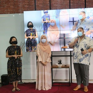 Kata Ivan Gunawan soal Fashion Design Competition Kemnaker 2020